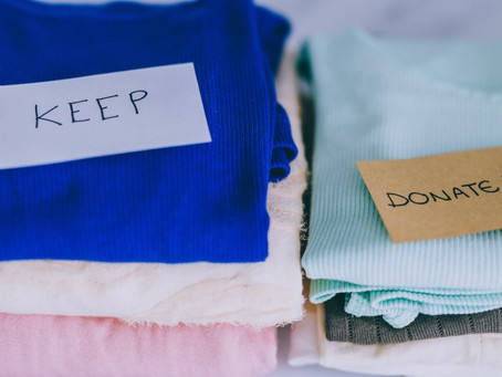 Declutter, Donate, and Deduct