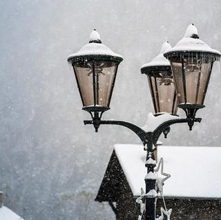 Ordino centre històric hivern