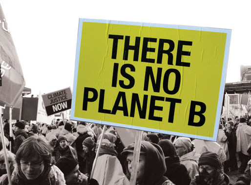 Mother Earth DEMANDS us to ACT NOW