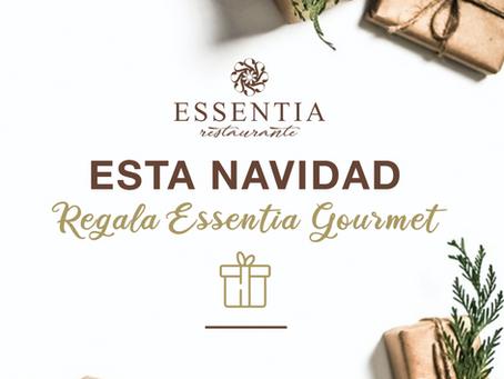 esta navidad, regala essentia gourmet