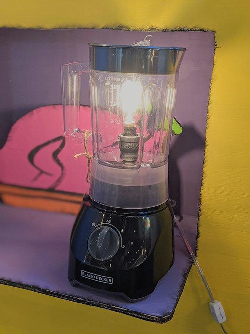 Ice crusher night light