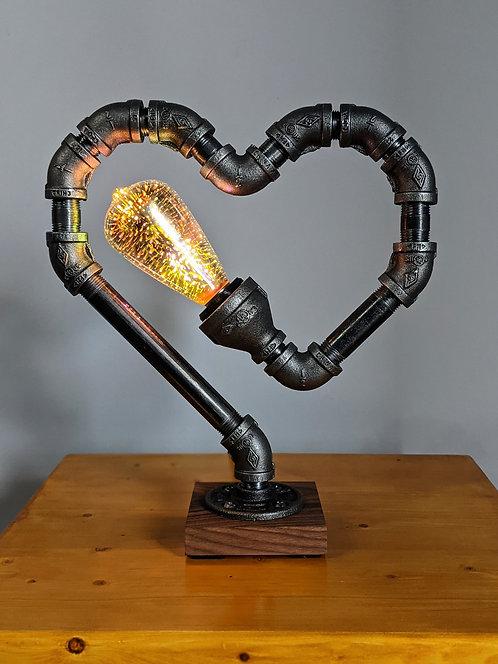 LARGE BULB HEART