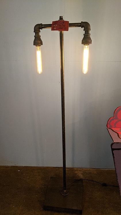 T SHAPED FLOOR LAMP