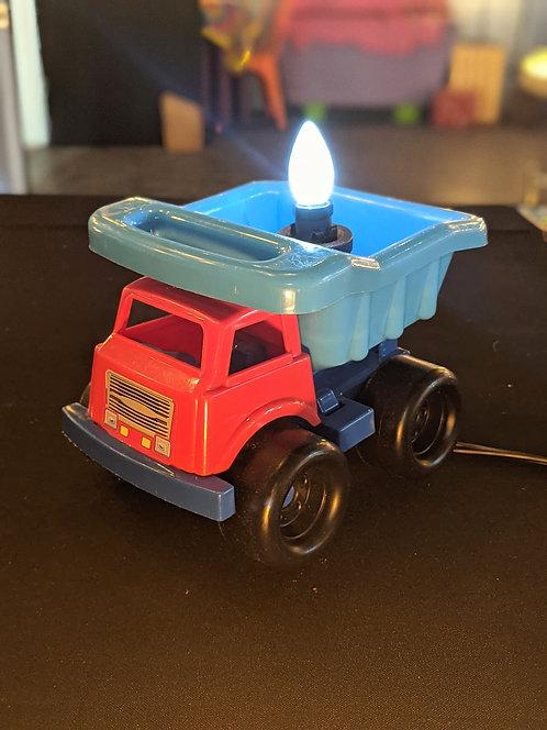 Dump Truck Night Light