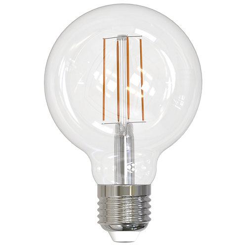 7W LED G25 4000K FILAMENT E26 DIM