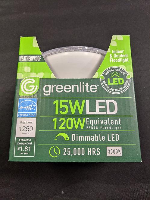 Weatherproof LED Par 38 Floodlight