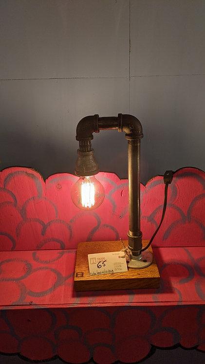"SMALL ""LAMP POST"" TABLE/DESK LAMP"