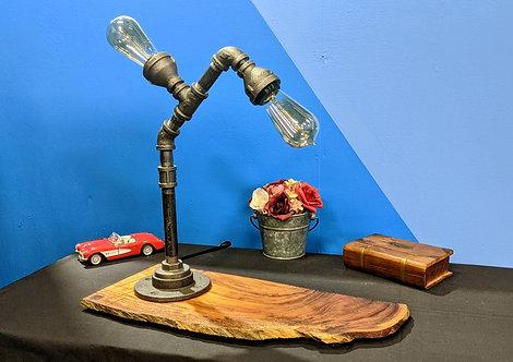 LIVE EDGE CONVERSATION LAMP