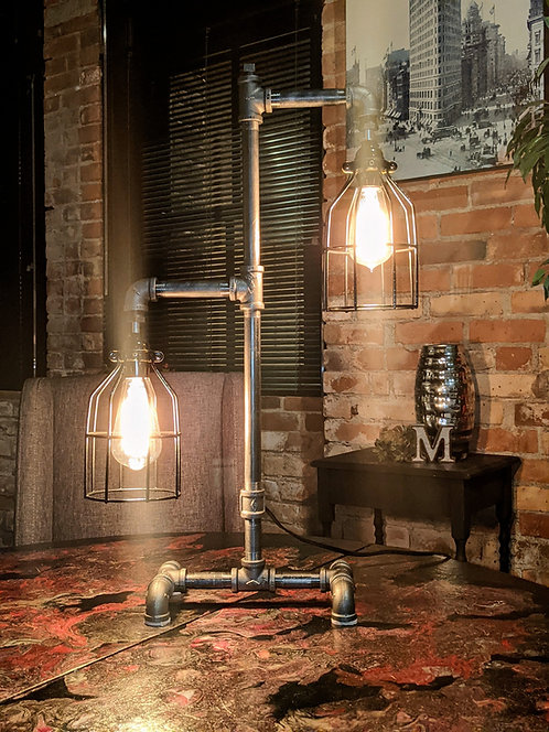 2 Cage table light