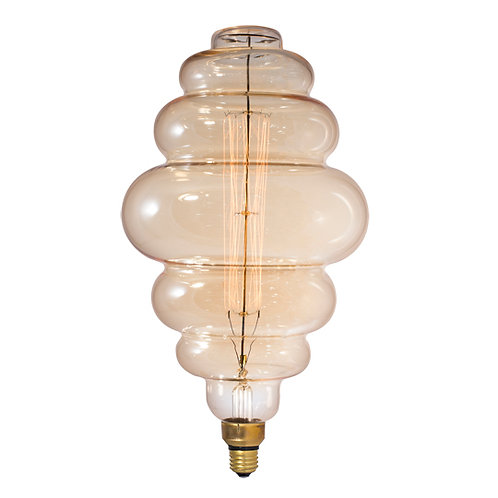 60W BEE HIVE SHAPED GRAND NOSTALGIC THREAD E26 120V