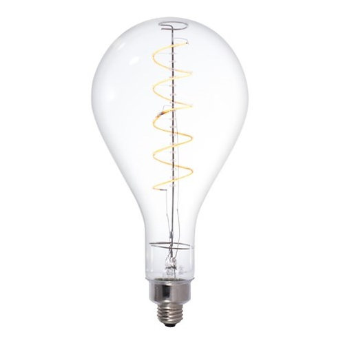 LED4PS52 4W LED Pear Shaped Grand Filament