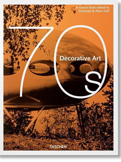 LIVRE DECORATIVE ART 70