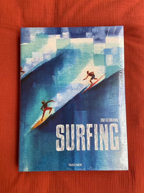 LIVRE SURFIN TASCHEN