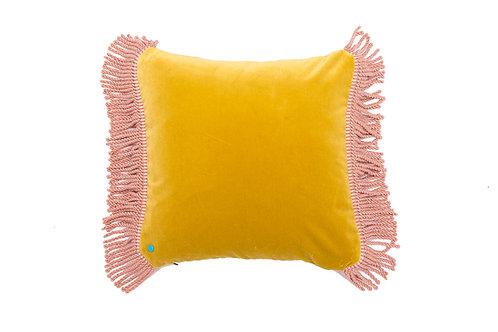 CHARLIE - Bumblebee yellow & pink quartz