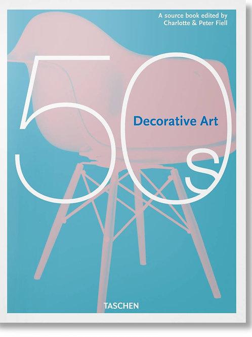 LIVRE DECORATIVE ART 50