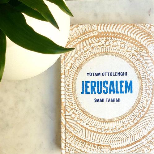 LIVRE DE CUISINE JERUSALEM