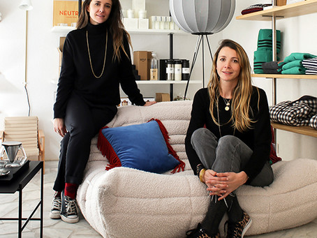 Le concept-store Aussih pour les familles d'ici et d'ailleurs