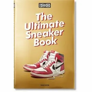 LIVRE THE ULTIMATE SNEAKER BOOK - TASCHEN