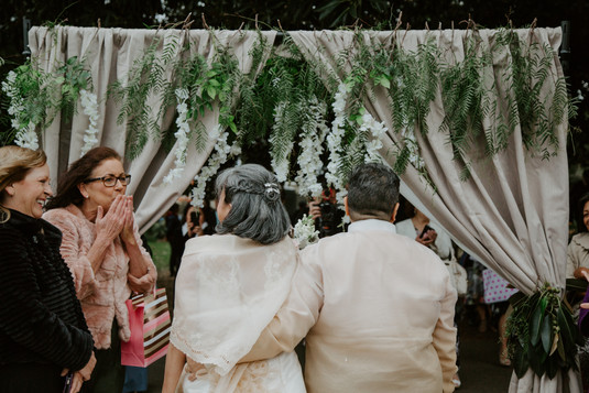 Marie & Lolita same-sex Wedding