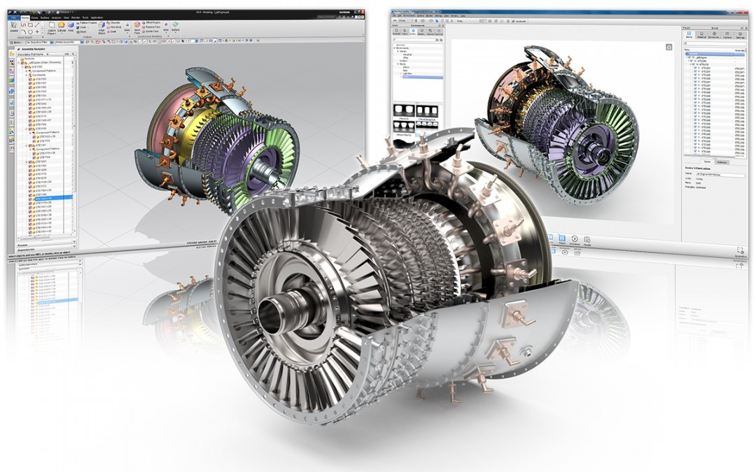 CAD - NX CAD - Experienced users