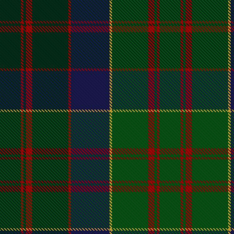 Barbecue Presbyterian Church Tartan