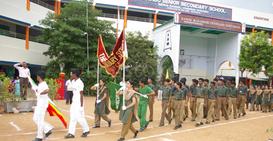 Triplican School, Chennai