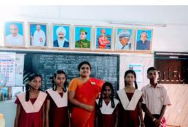 Chennai High School in Kotturpuram