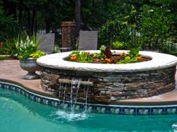 Pool Fountain