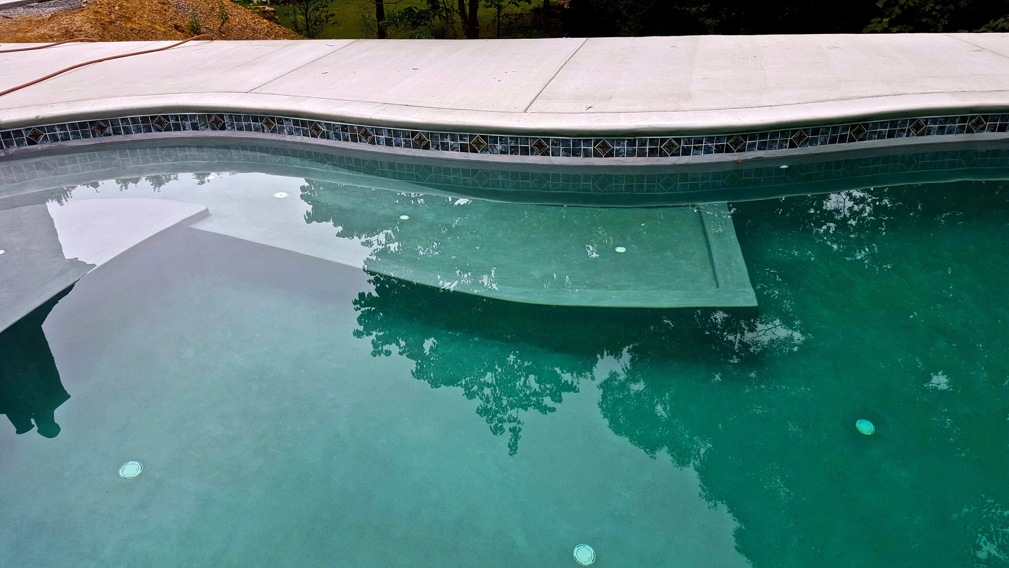 cooper pool ramp