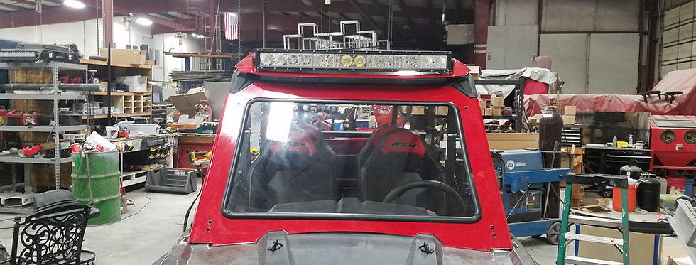 RZR Windshield