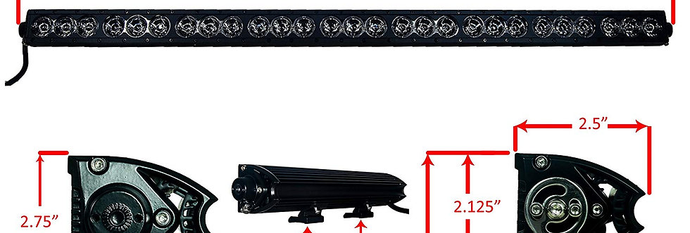 "HD Series 40"" OZ-USA Light bar"