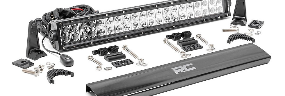 20-INCH CREE LED LIGHT BAR - (DUAL ROW | CHROME SERIES)