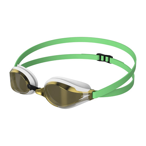 LUNETTES DE PISCINE SPEEDSOCKET 2 MIRROR VERTE/OR