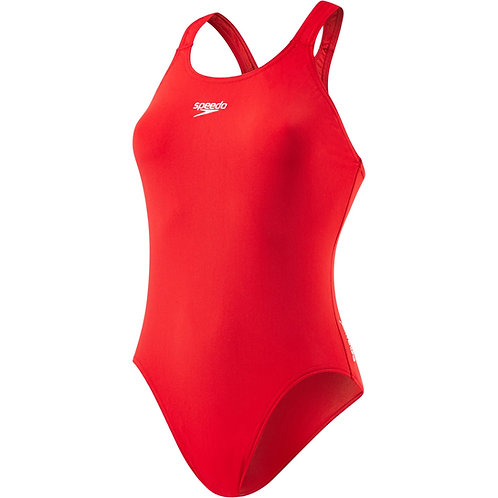 MAILLOT SPEEDO MEDALIST ROUGE