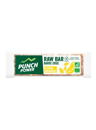 RAW BAR - CITRON AMANDE PUNCH POWER