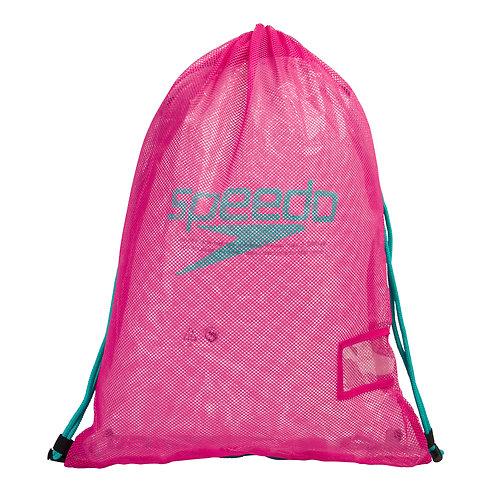 SAC FILET MESH BAG ROSE 35L