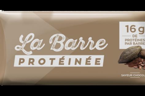BARRE PROTEINEE 33% EAFIT