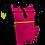 Thumbnail: TEAM RUCKSACK III+ SPEEDO - ROSE 45L