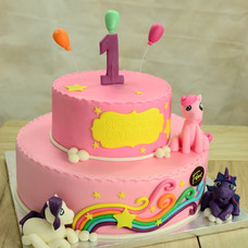 Little Pony's Party