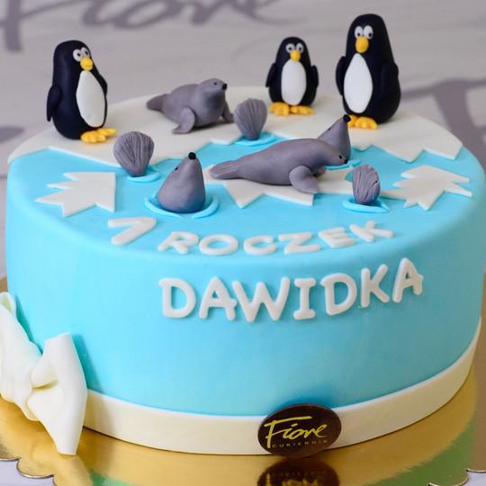 Pingwiny i Foki