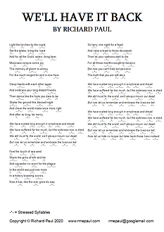 We'll Have it Back Lyrics Sheet.bmp