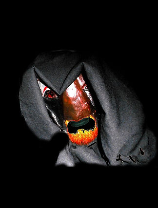 rmepaul mask and costume