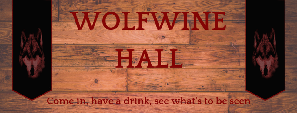 Wolfwine Hall header