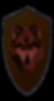 Wolfwine Hall sigil-shield