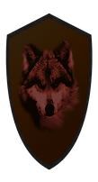 Wolfwine Hall sigil-shield