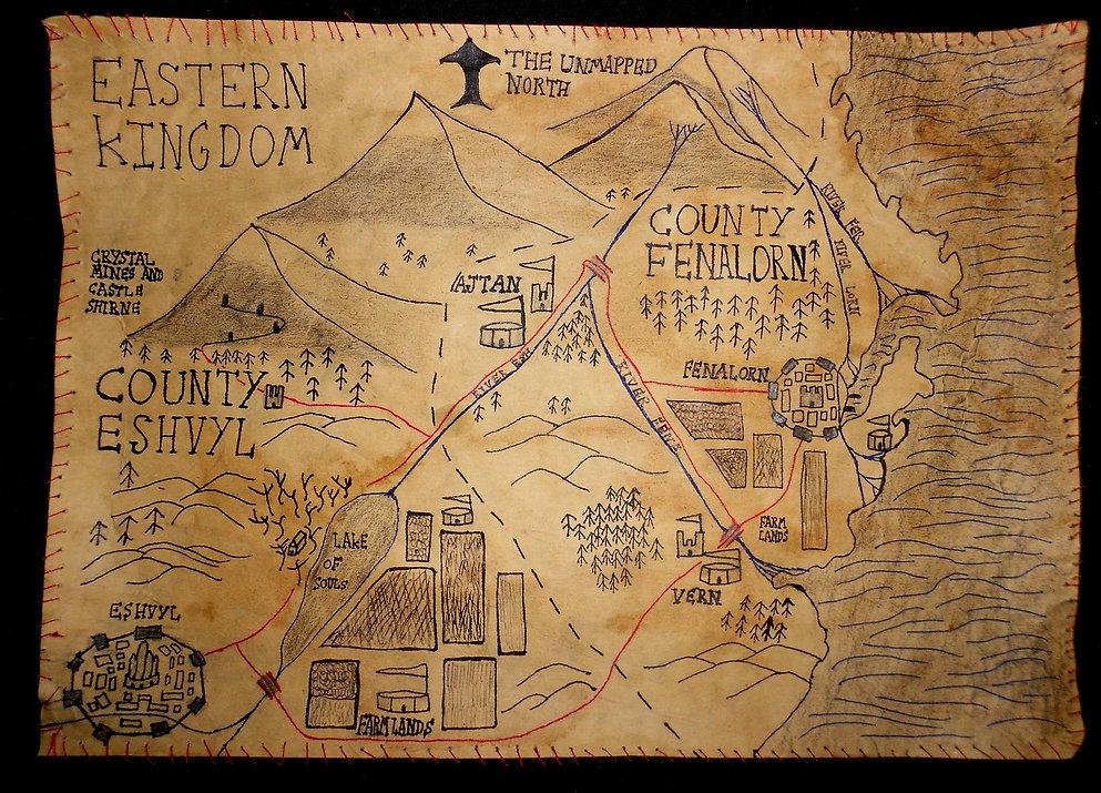 Eastern Kingdom Map
