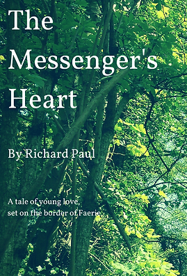 Front Cover of T'he Messenger's Heart' by Richard Paul