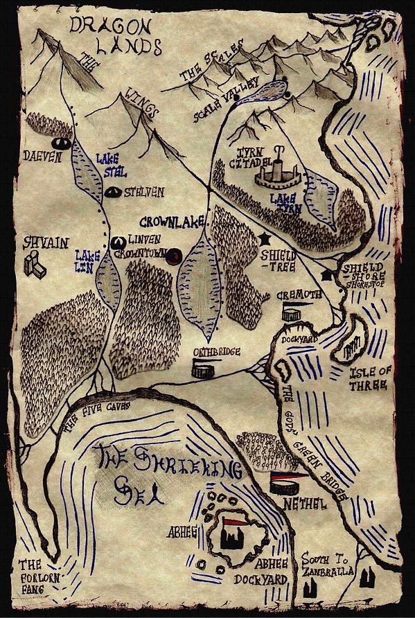 Onisimith Map for rmepaul