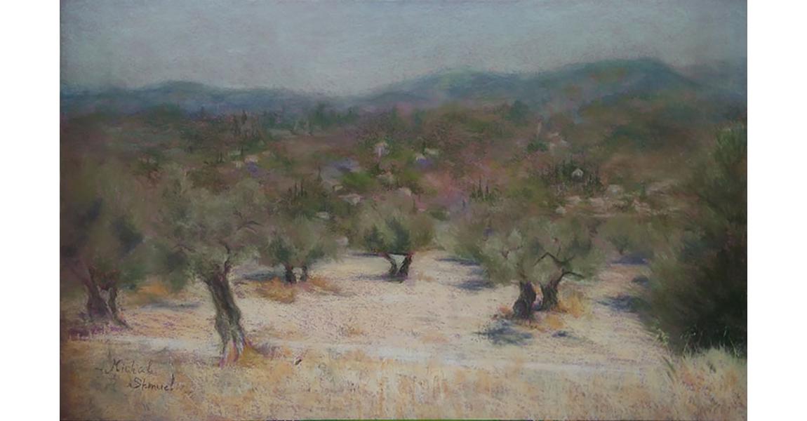 עצי זית, 2009