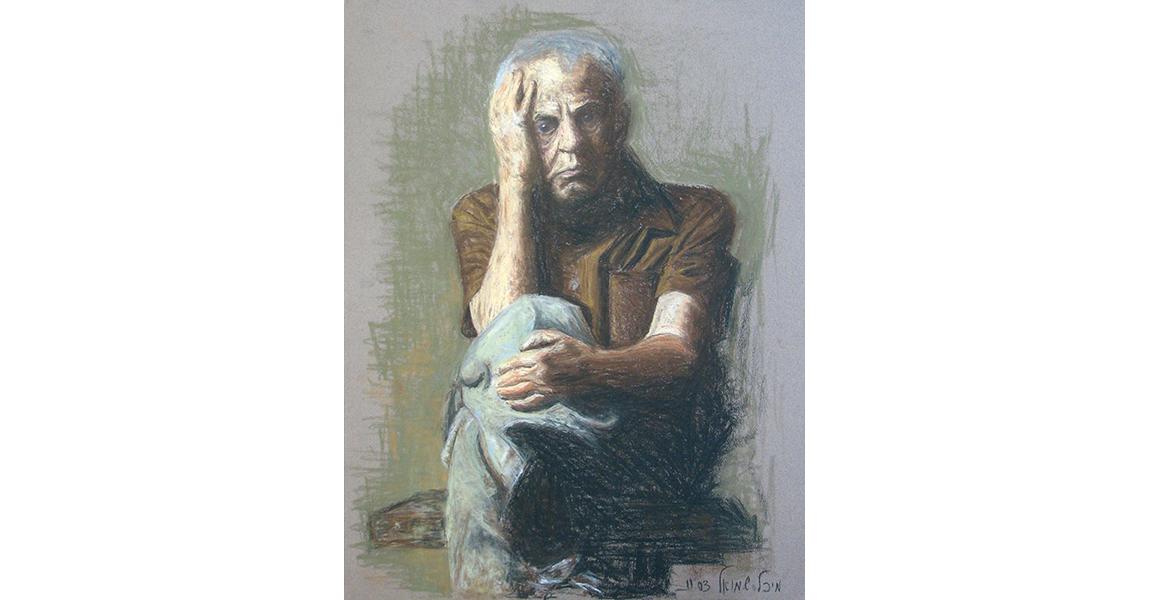 עמוס קינן, 2003